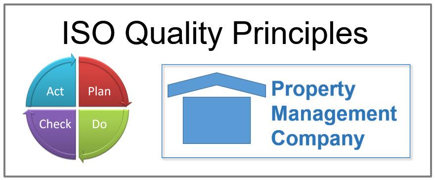 quality management principles property management