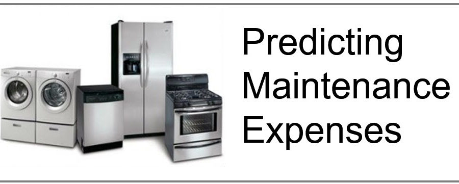 Predictive analytics property management
