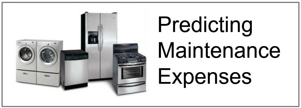 Predictive analytics property management