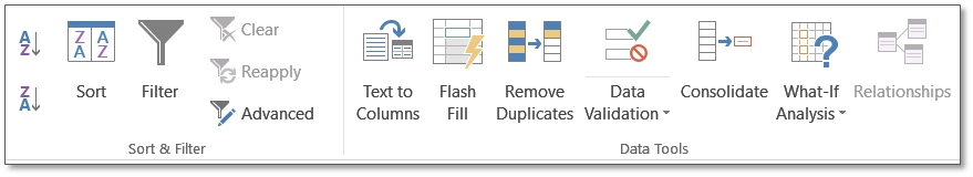 microsoft-excel-toolbar-data