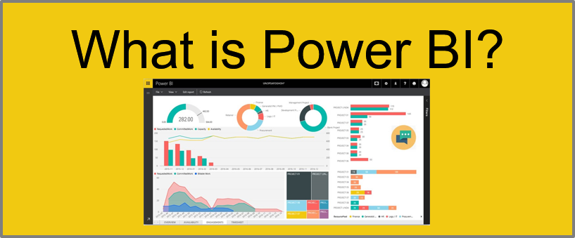 property management dashboards powerbi