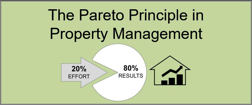 The Pareto Principle in Property Management
