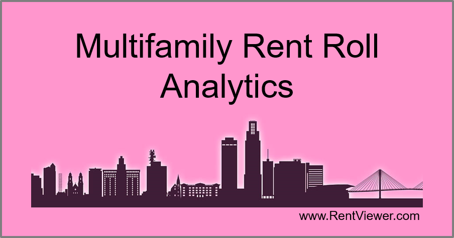Drilling into Rent Roll Data