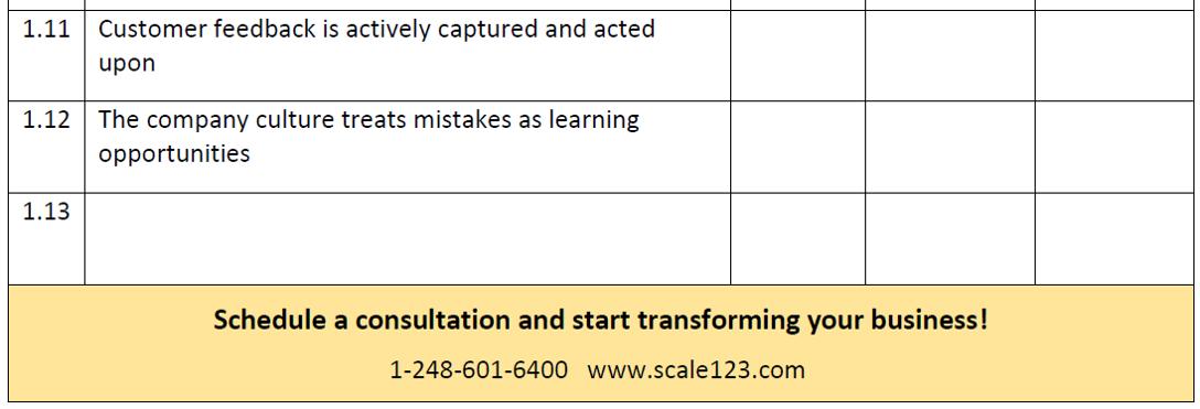 scalable property management survey 2